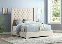 Oatmeal 6 FT Queen Bed | HH325   Houston, 77036