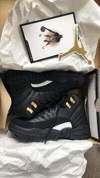 EXCLUSIVE NEVER USED!!!!! AIR JORDAN 12 MASTERS DEADSTOCK NEVER WORN SIZE 5.5 Toronto, M6H 2B2