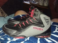 And 1 .. Size 8.. New Elizabethton