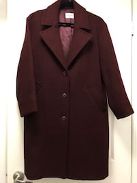 RAYE TOG Real Wool Coat Toronto, M5J