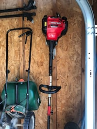 Troy-Bilt weed eater with accessories Charlotte, 28273