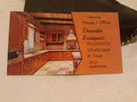 House cleaning St. Cloud