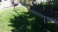 black and green outdoor trampoline San Jose, 95116