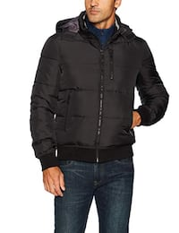 NEW Nautica Men's Ripstop Quilted Transweight Bomber Jacket XL Toronto