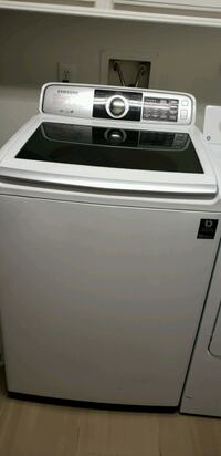 Samsung Stainless Steel Interior Washing Machine  Sugar Land, 77478