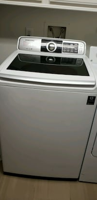 Samsung Stainless Steel Interior Washing Machine