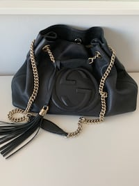 Black Leather Gucci Soho Bag  Toronto, M5B 1H6