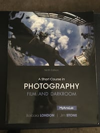 A Short Course in Photography: Film and Darkroom 9th Edition