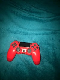 red Sony PS4 game controller Woodbridge, 22193