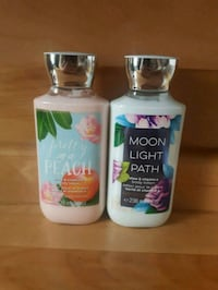 Bath and Body Works body lotion Toronto