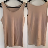 women's brown tank top Toronto, M9A 4R7