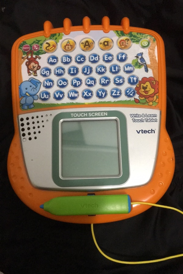 Used Vetch Write And Learn Touch Tablet For Sale In New