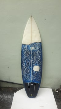 5'8 super brand 'the toy' surfboard
