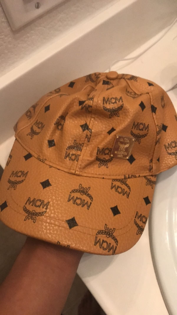 2ff7f39768d52 Used mcm hat for sale in North Las Vegas - letgo