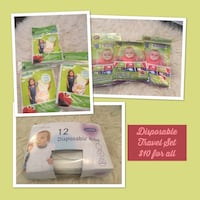 Traveling kit for babies and toddlers Weston, 33326