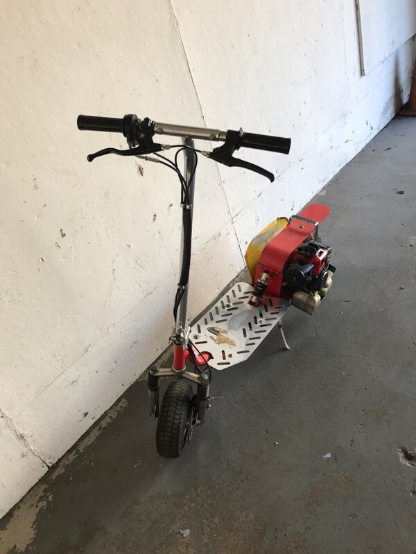 Original MotoBoard GoPed 2 Stroke