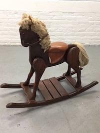 Wooden rocking horse Yonkers, 10701