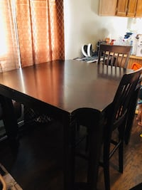 Pub style dining table and chairs  Mabelvale, 72103