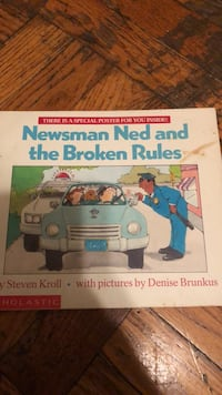 Newsman Ned And The Broken Rules New York, 11214