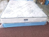 New king mattress 300. Delivery 50 box not included Edmonton, T5B 1S7