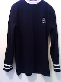 Pull Adidas bleue et blanche Guingamp, 22200