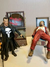Punisher Action figure scene Belleville, K8N 1K8