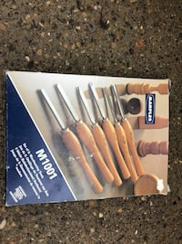 Quality wood chisels  new in box Edmonton, T5M 0S5