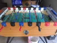 Coin operated football table Welland, L3C 3C9