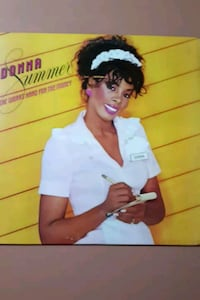 "Donna Summer ""She works hard for the Money"" vinyl  La Plata, 20646"