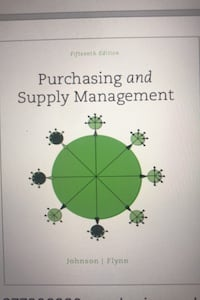 Purchasing and Supply Management PDF