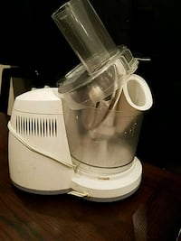 white and gray electric kettle Oak Lawn, 60453