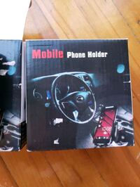 2 pieces, mobile car holder