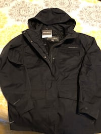 Women's Eddie Bauer light jacket (Rain and wind resistant) Mount Vision, 13810