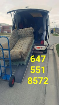 Furniture Pickup & Delivery in the GTA Mississauga