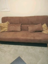 couch pulls out into bed Columbia