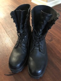 Military steel toed combat boots Moreno Valley, 92553