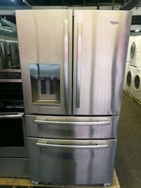Amazing whirlpool French door S/S, ice maker!!!  Toronto, M3J 1N1
