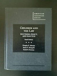 CHILDREN AND THE LAW Doctrine, Policy and practice Columbia, 21046