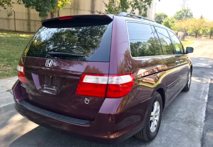 2007 Honda Odyssey ' Excellent Condition ' Clean Title 3