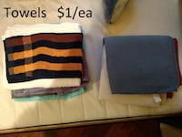 Towels $1/ea Brooklyn