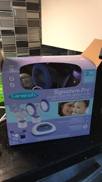 Lansinoh Double Electric Breastpump