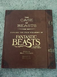 The Case of Beasts-Explore The Film Wizardry of Fantastic Beasts and
