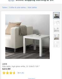 white wooden table with chairs screenshot 阿灵顿, 22202