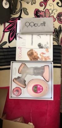 White and pink breast pump set Westminster, 92683