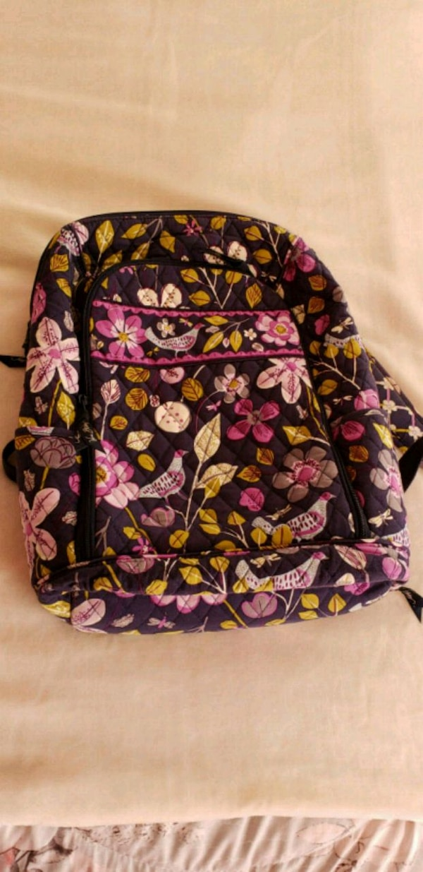 Used Vera Bradley Backpack for sale in Fort Worth - letgo 52fb8acd18c00