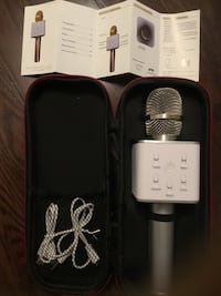 Microphone with Bluetooth