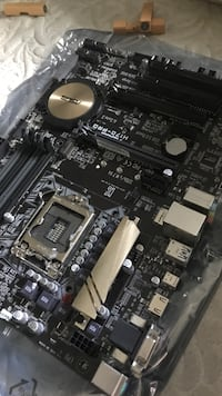 Gaming motherboard ASUS h170-PRO Farmington Hills, 48331