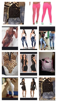 All Different types of women's clothing A big bag full Braintree, 02184