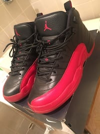 pair of flu game Air Jordan 12's Annandale, 22003