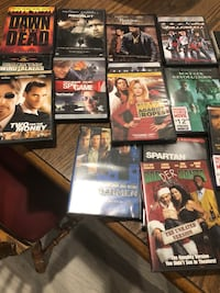 DVDs 23 total Rockville, 20852